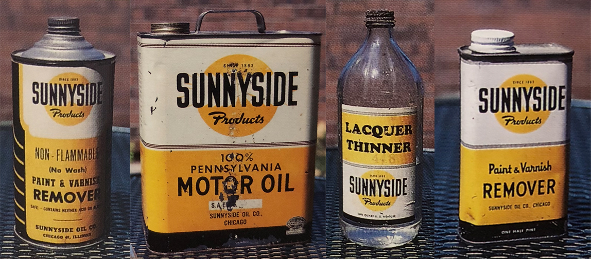 First Sunnyside Products in consumer-friendly packaging in 1928.