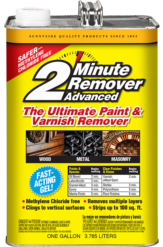 2 Minute Remover Product