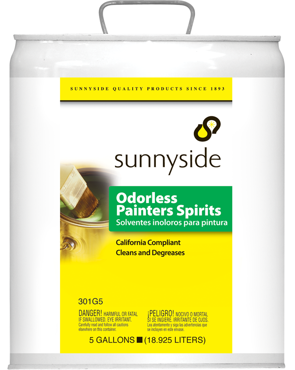 ODORLESS PAINTERS SPIRITS LVP - CARB Product Image