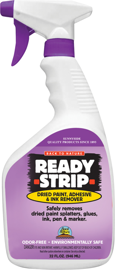 Ready Strip Paint Remover Msds