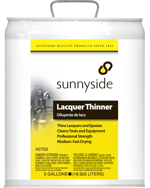 LACQUER THINNER Product Image