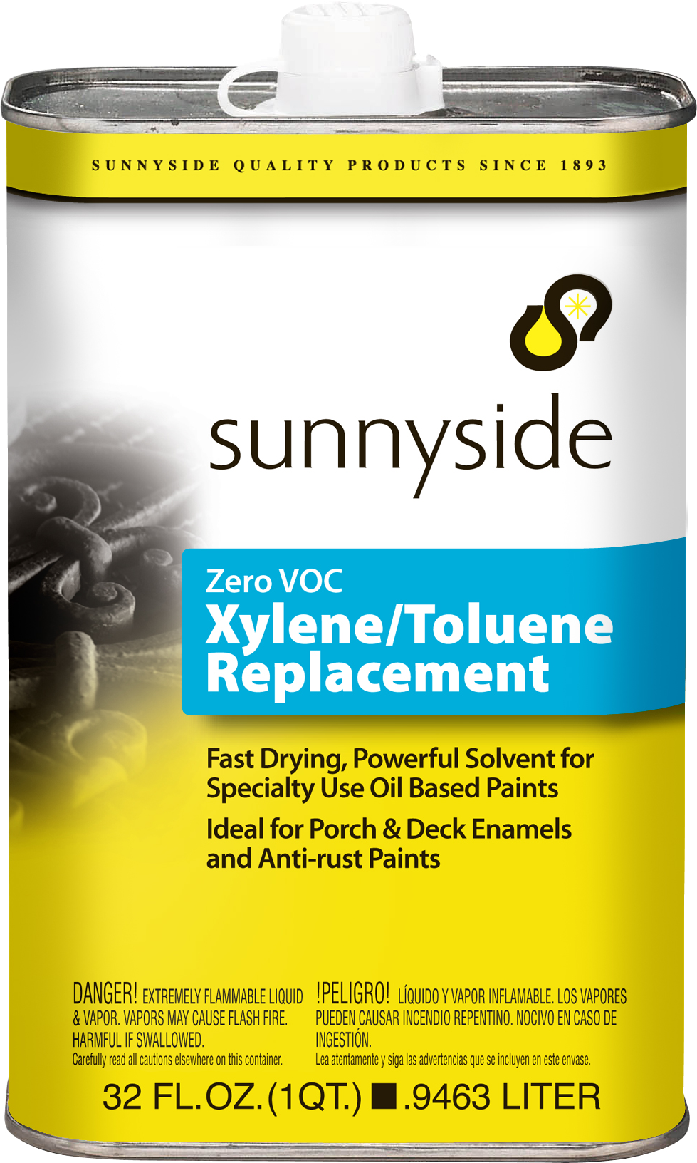 XYLENE/TOLUENE REPLACEMENT ZERO VOC - CARB / SCAQMD Product Image