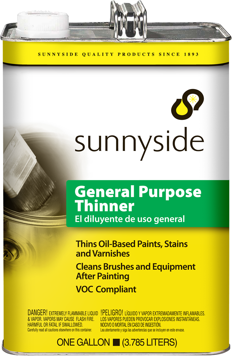 GENERAL PURPOSE THINNER - CARB / SCAQMD Product Image