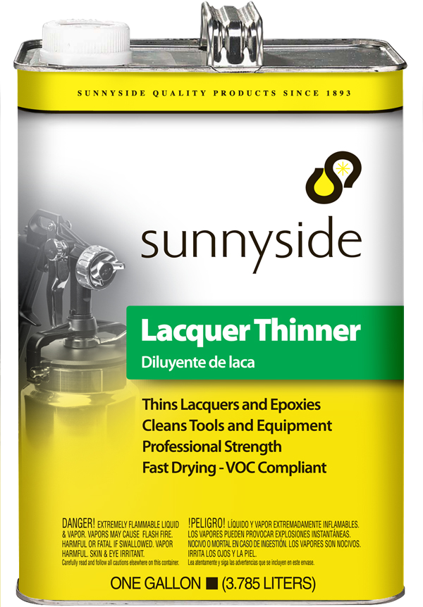 LACQUER THINNER - CARB / SCAQMD Product Image