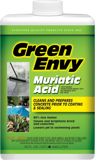 GREEN ENVY MURIATIC ACID Product Image