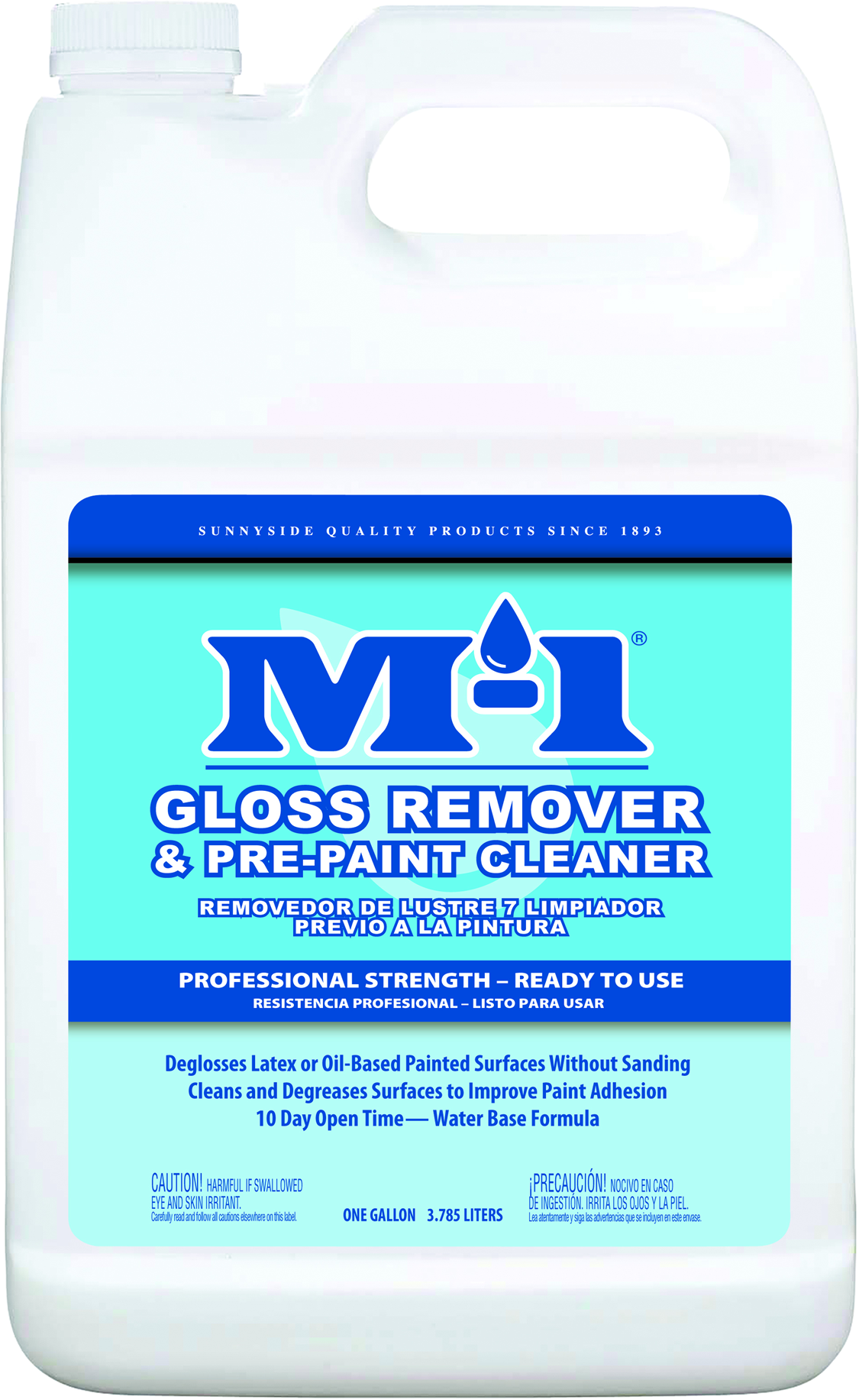 M-1 PAINT DEGLOSSER & PRE-PAINT CLEANER Product Image