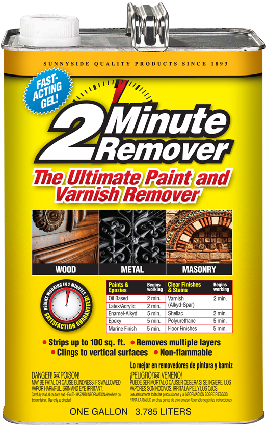 2 MINUTE REMOVER GEL Product Image