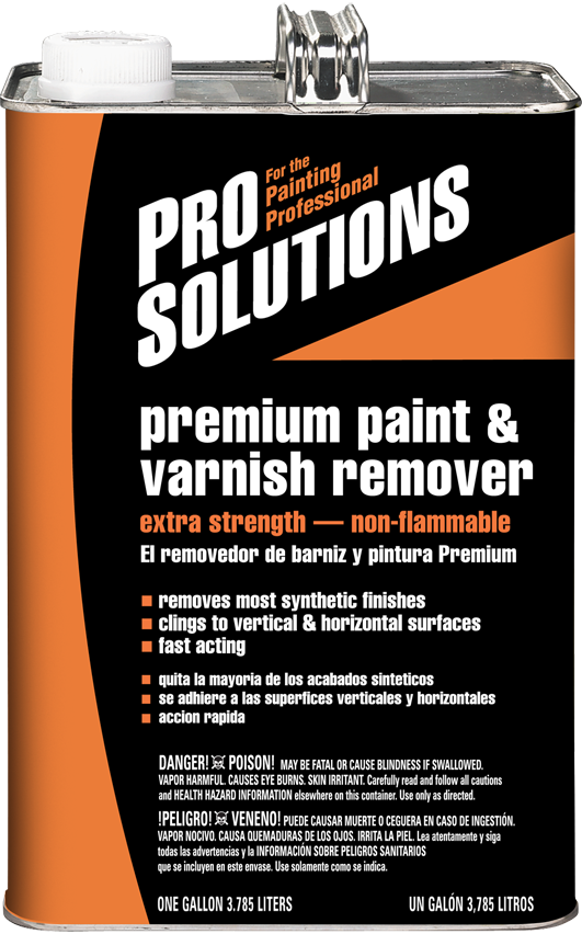 PRO SOLUTIONS PAINT REMOVER Product Image