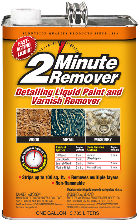 2 MINUTE REMOVER LIQUID Product Image