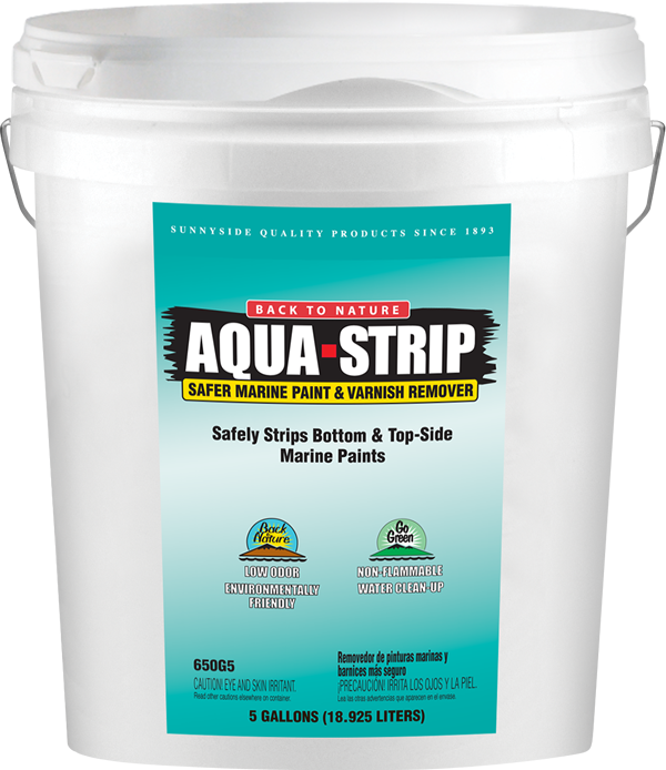 BACK TO NATURE AQUA STRIP REMOVER Product Image