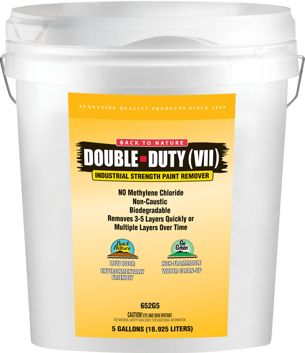 BACK TO NATURE DOUBLE DUTY VII PAINT REM. Product Image