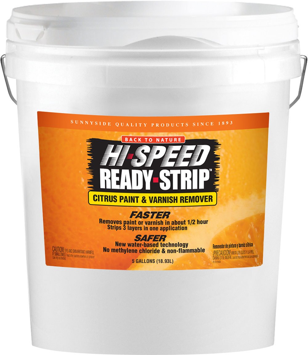 BACK TO NATURE READY-STRIP HI-SPEED CITRUS PAINT REMOVER Product Image