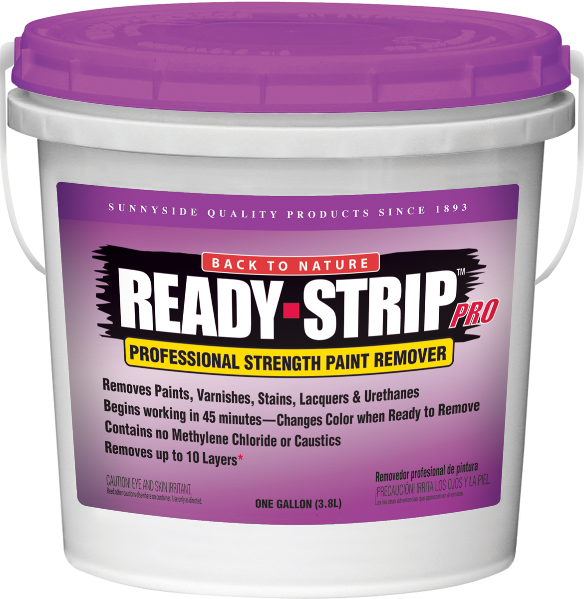 BACK TO NATURE READY-STRIP PRO Product Image