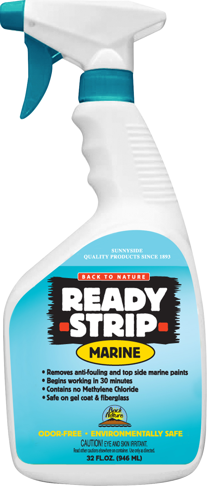 BACK TO NATURE READY-STRIP MARINE PAINT REMOVER SPRAY Product Image