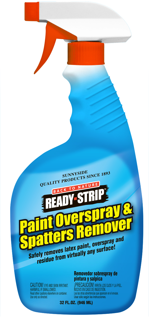 OVERSPRAY & SPLATTER REMOVER Product Image