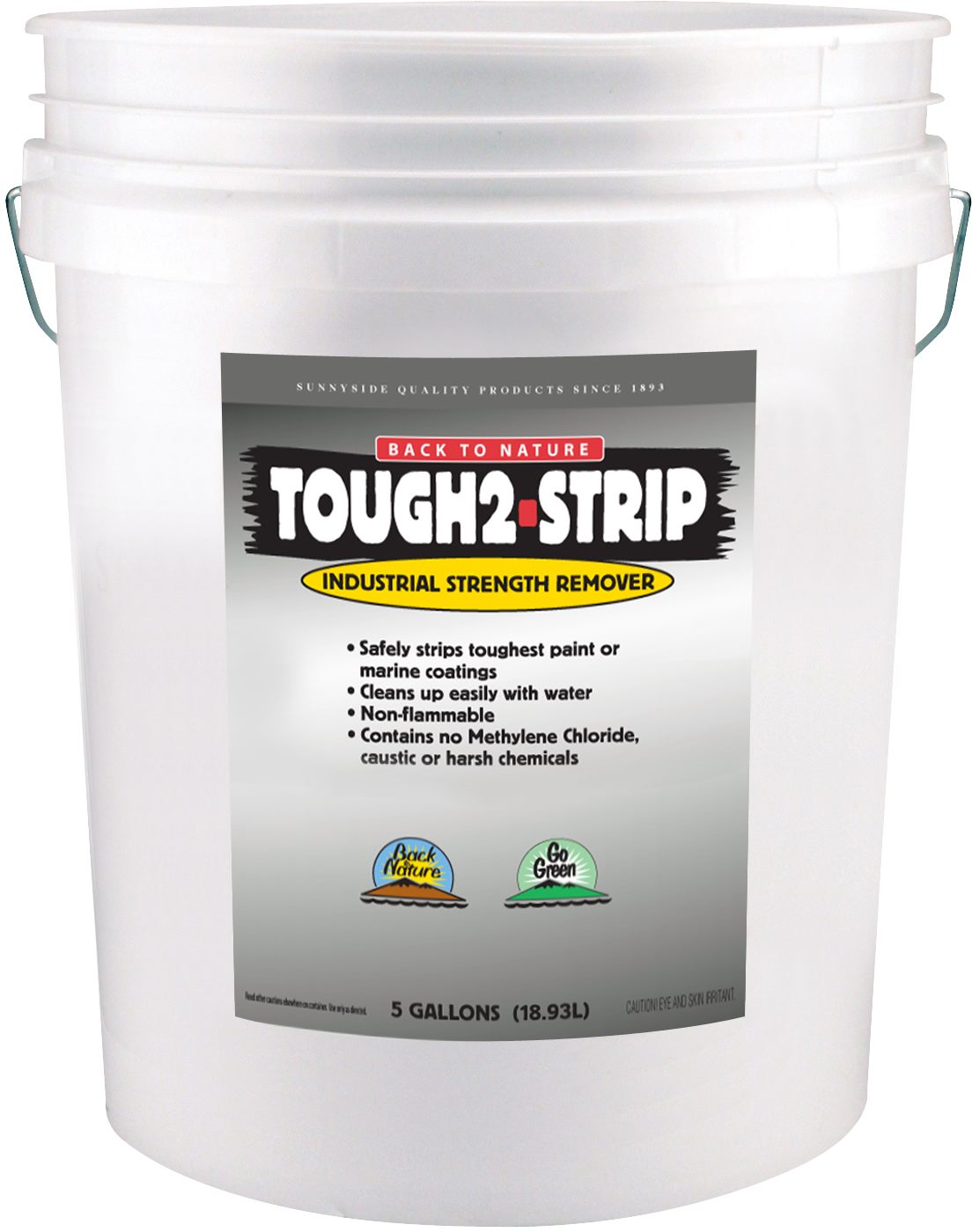 BACK TO NATURE TOUGH-2-STRIP PAINT REMOVER Product Image