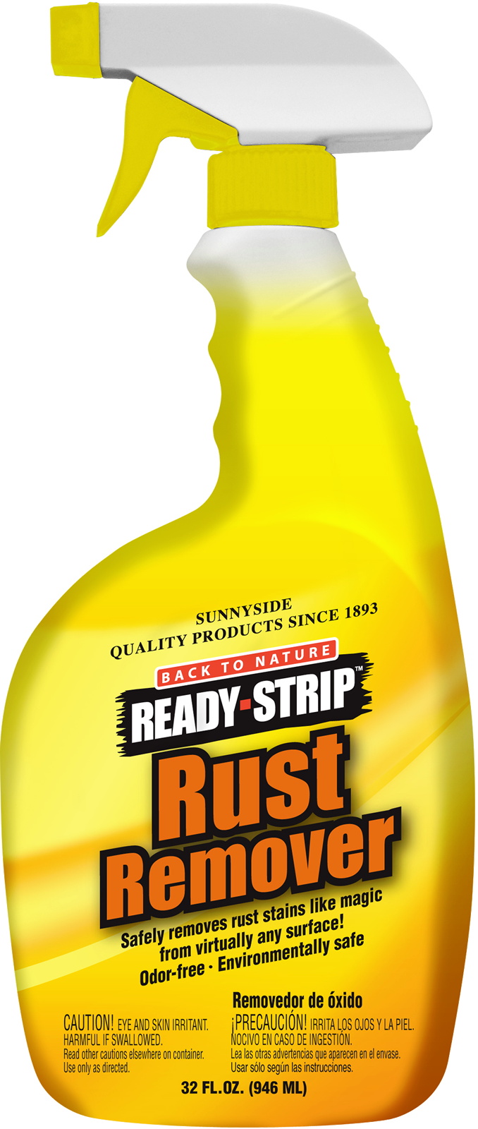 BACK TO NATURE READY-STRIP RUST REMOVER Product Image