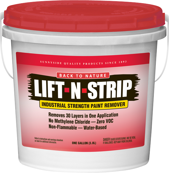 BACK TO NATURE LIFT-N-STRIP Product Image