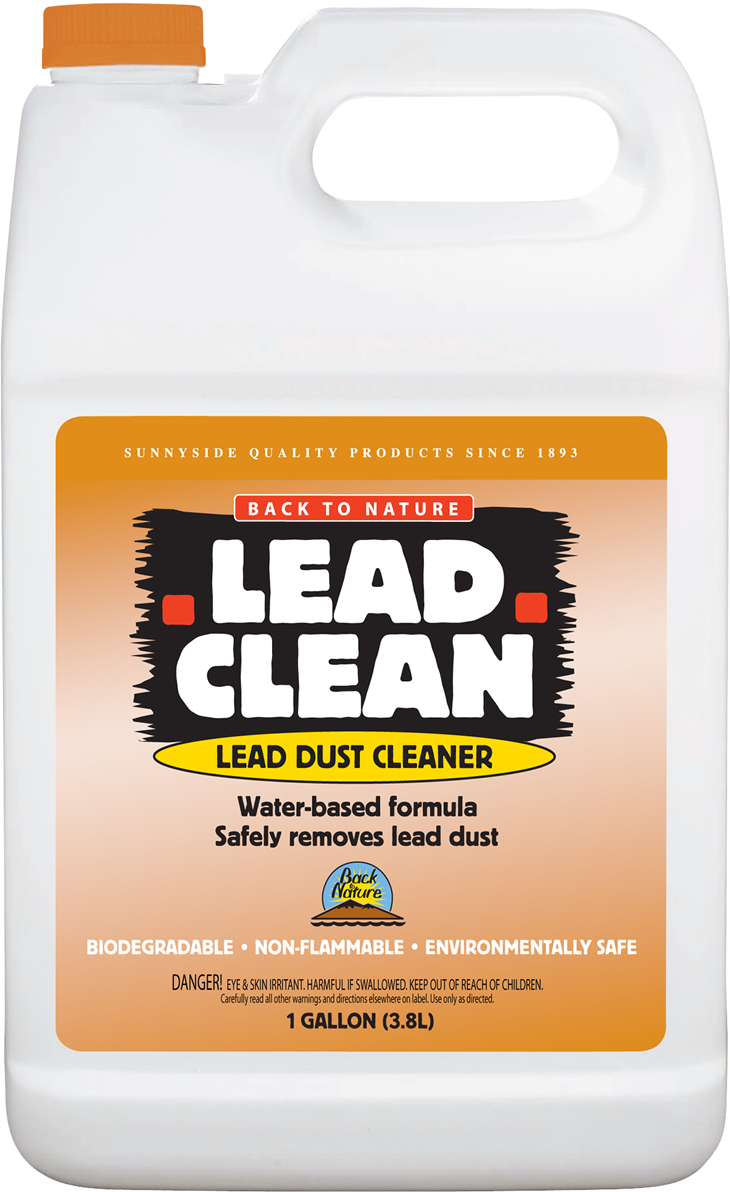 BACK TO NATURE LEAD CLEAN Product Image