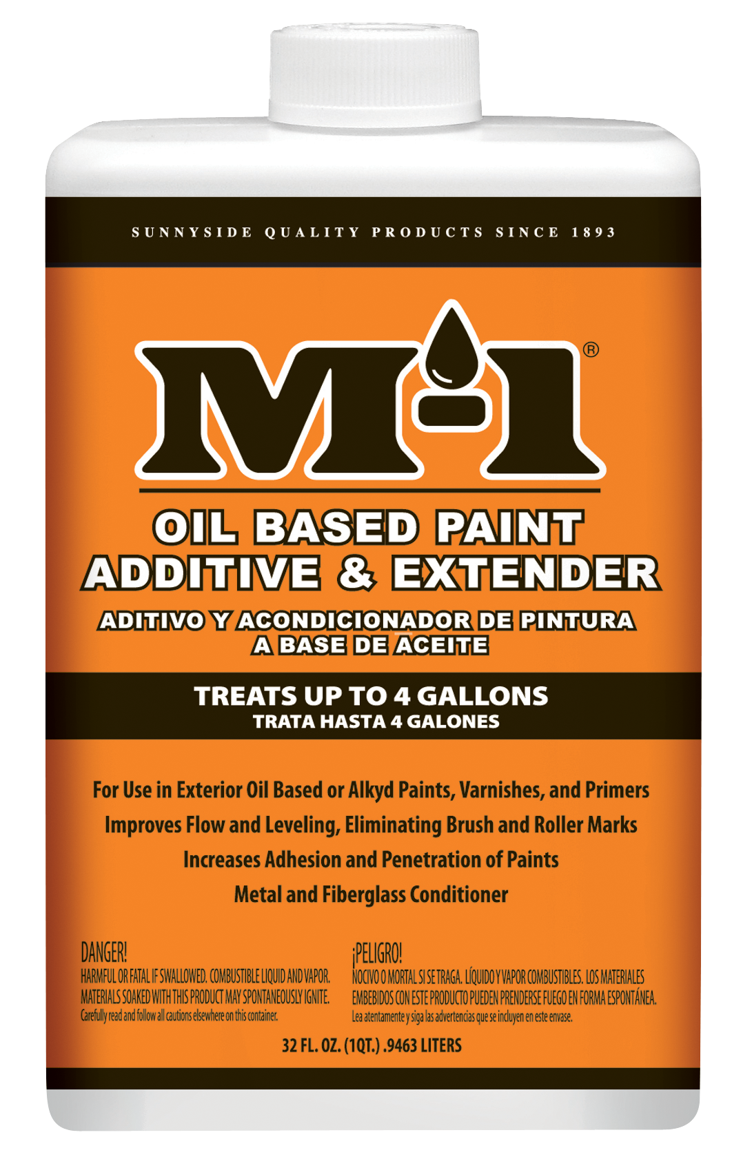 M-1 OIL BASED PAINT ADDITIVE & EXTENDER Product Image