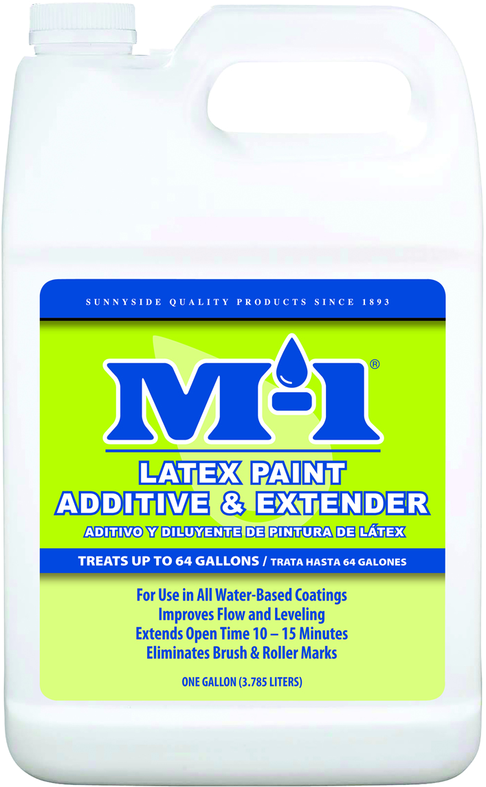 M-1 LATEX PAINT ADDITIVE & EXTENDER Product Image