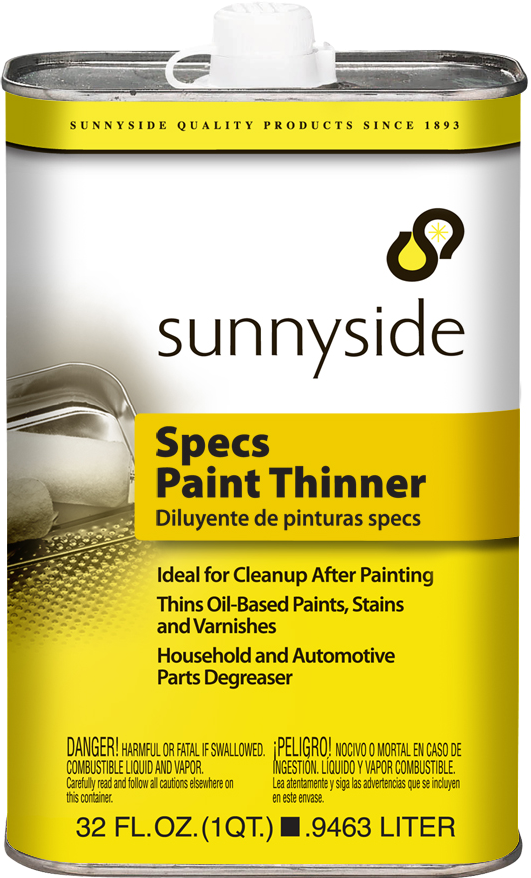 SPECS PAINT THINNER Product Image