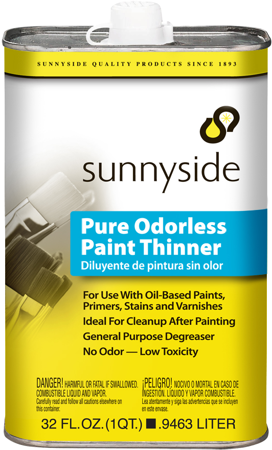 PURE ODORLESS PAINT THINNER Product Image