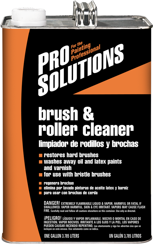 PRO SOLUTIONS BRUSH CLEANER Product Image