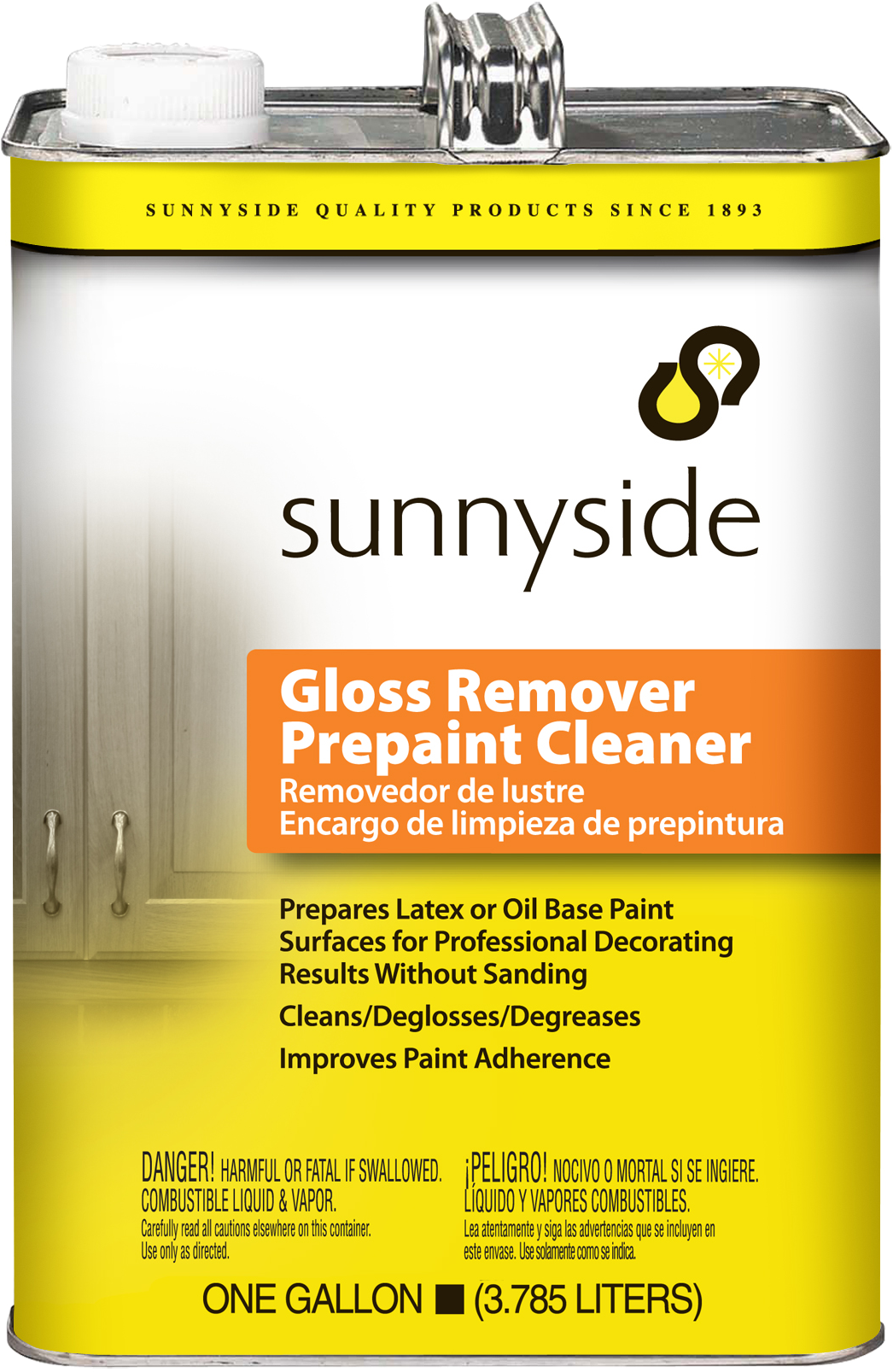 GLOSS REMOVER PREPAINT CLEANER Product Image