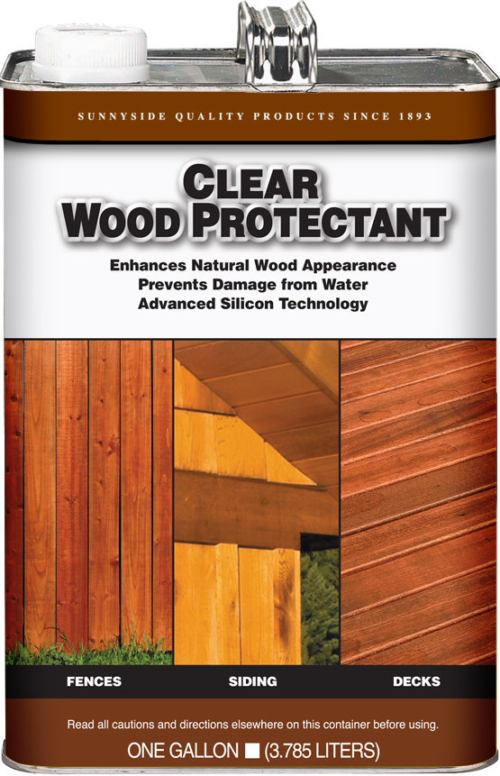 CLEAR WOOD PROTECTANT Product Image
