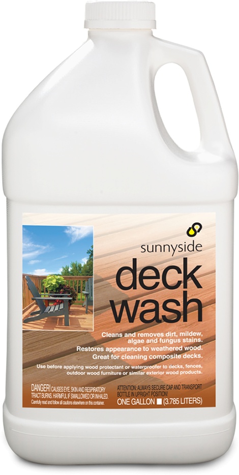 DECK WASH Product Image
