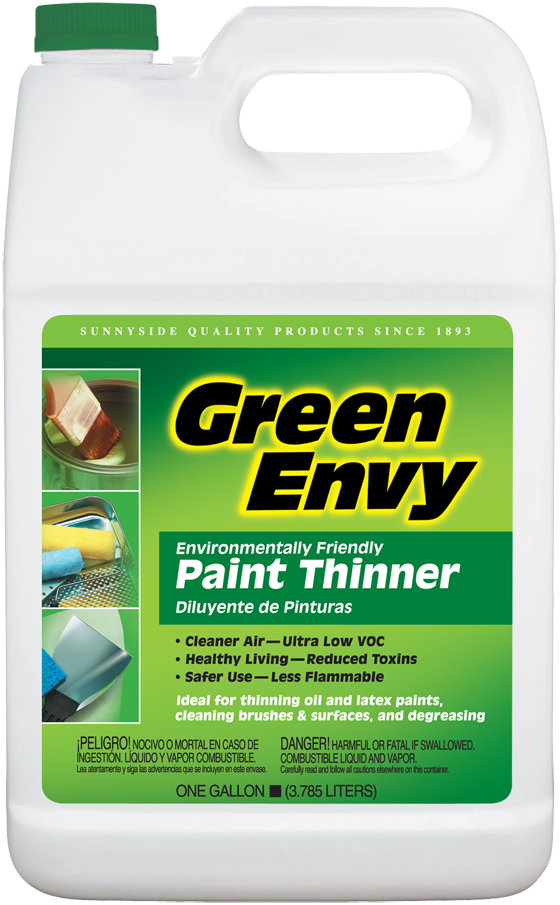 GREEN ENVY PAINT THINNER - CARB / SCAQMD Product Image