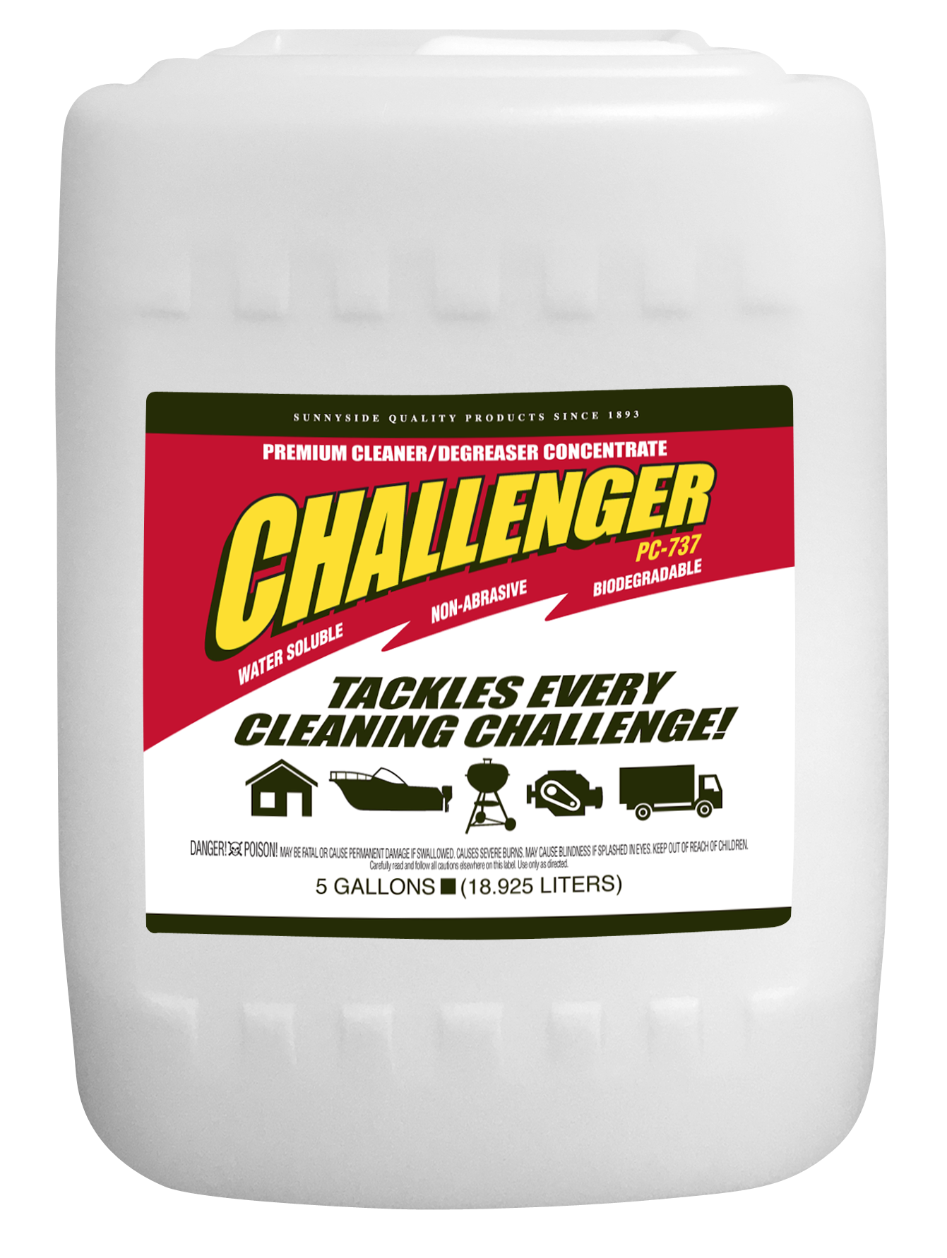 CHALLENGER CONC. DEGREASER Product Image