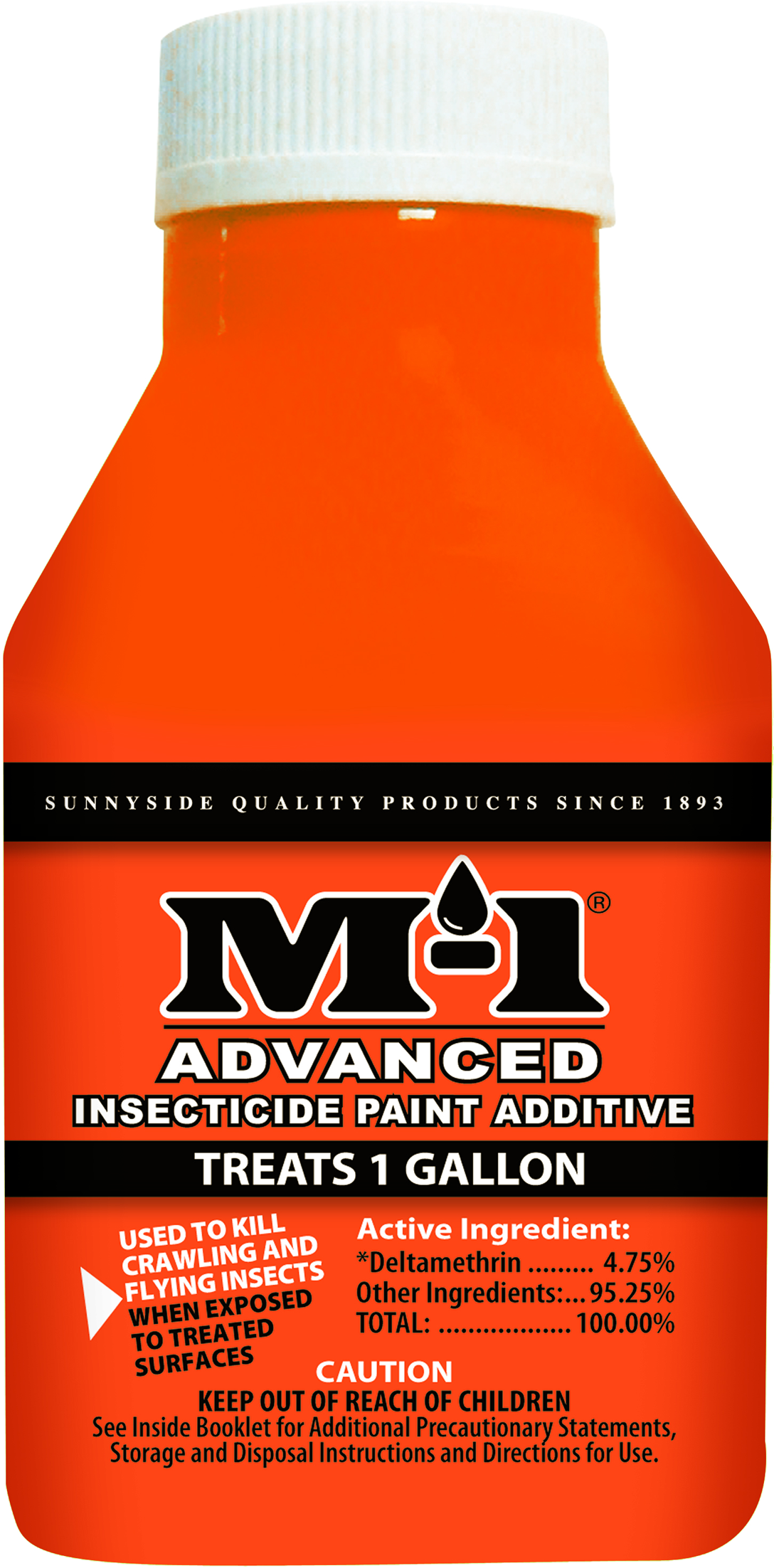 M-1 ADVANCED INSECTICIDE 1G PAINT ADDITIVE Product Image