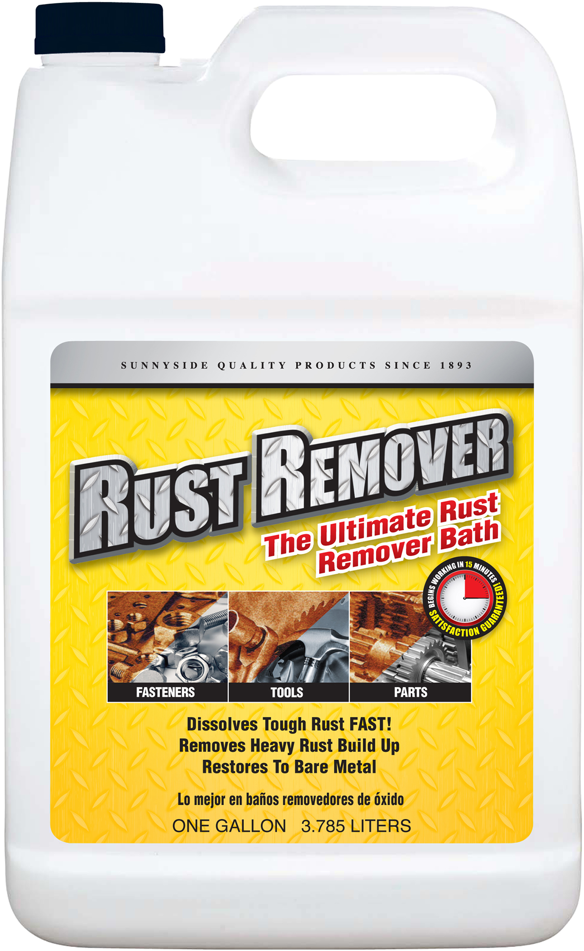 RUST REMOVER BATH Product Image