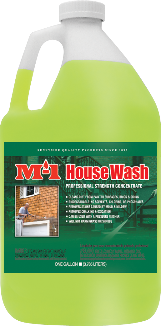 M-1 HOUSE WASH Product Image