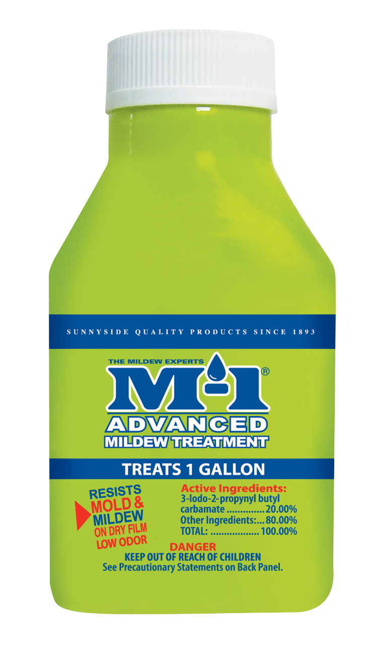 M-1 ADVANCED MILDEW 1G TREATMENT Product Image