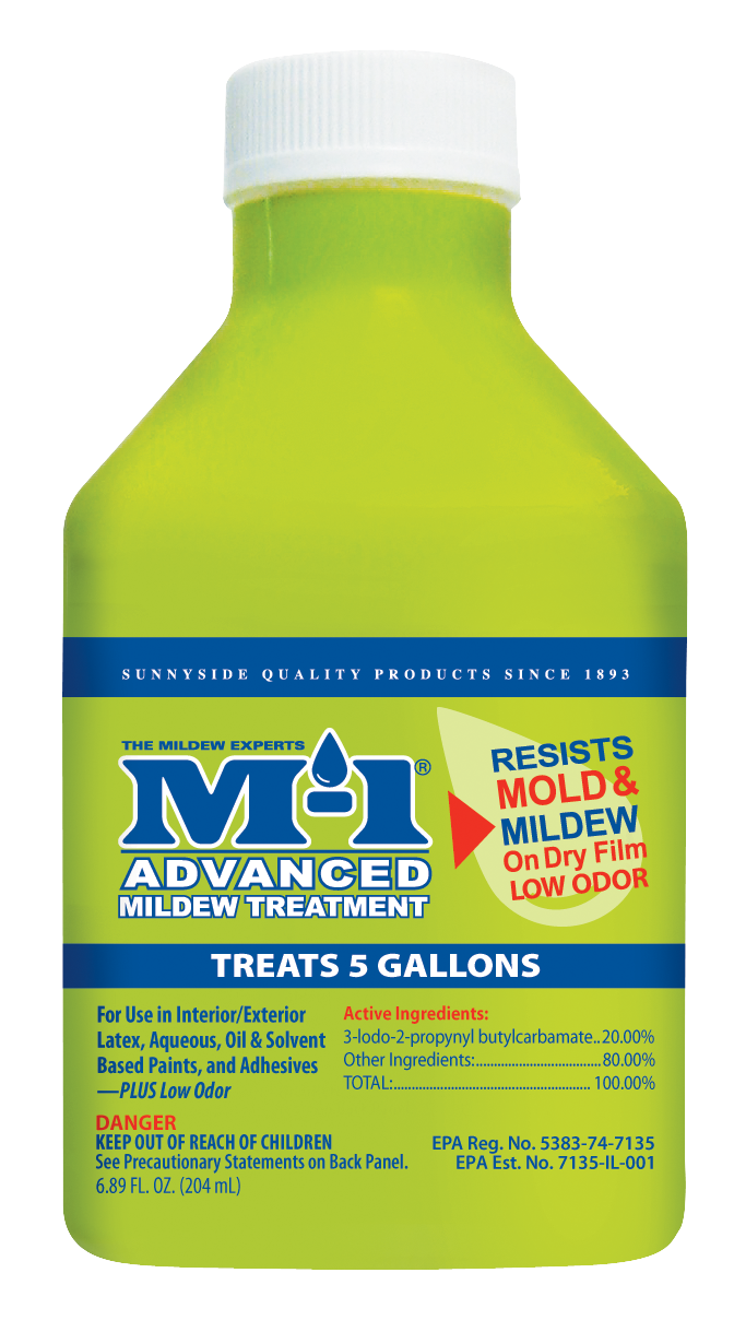 M-1 ADVANCED MILDEW 5G TREATMENT Product Image