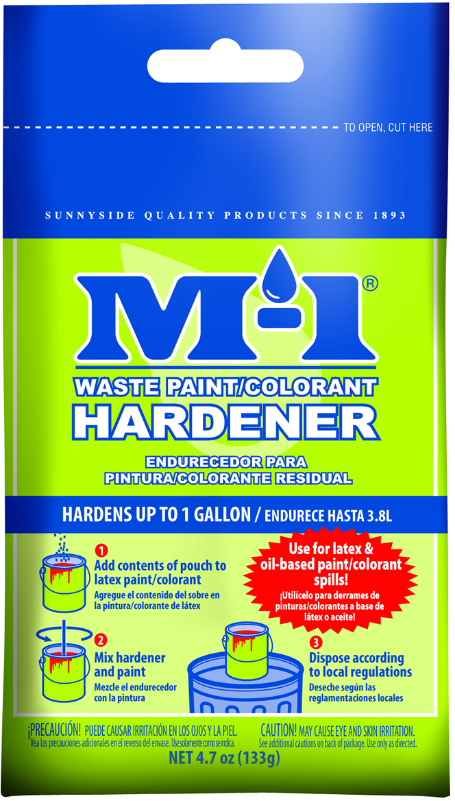 M-1 WASTE PAINT HARDENER Product Image