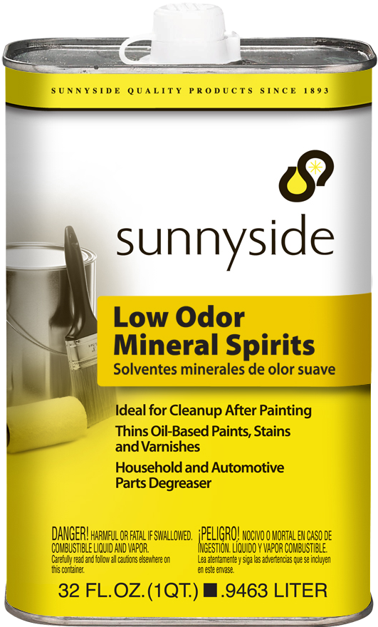 LOW ODOR MINERAL SPIRITS Product Image