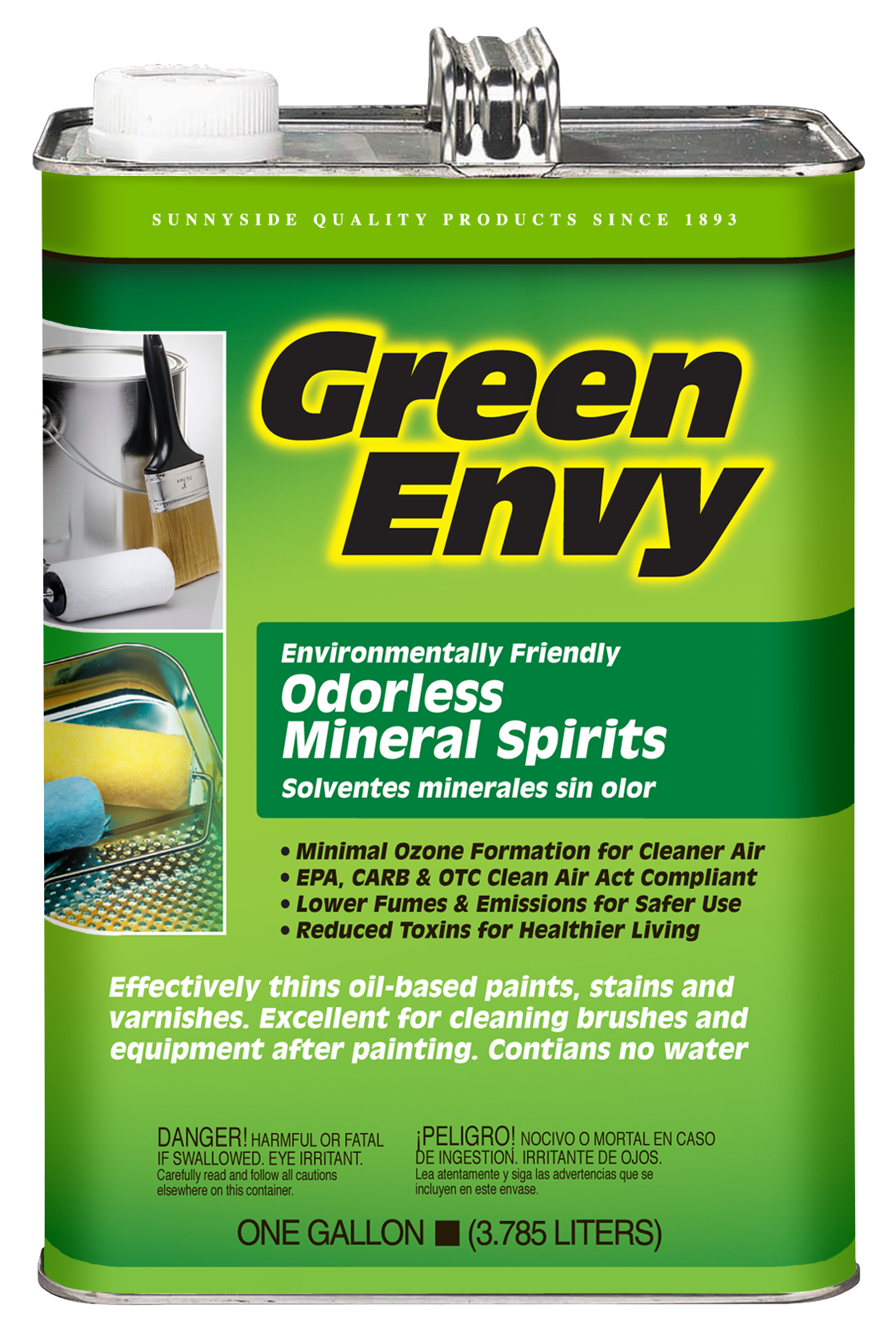 GREEN ENVY ODORLESS MINERAL SPIRITS Product Image
