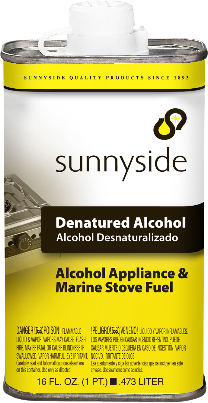DENATURED ALCOHOL SOLVENT Product Image