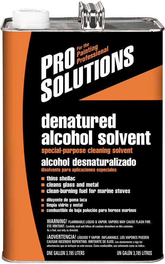 PRO SOLUTIONS DENAUTRED ALCOHOL Product Image