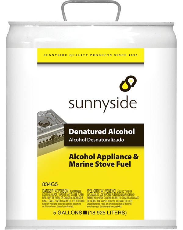 DENATURED ALCOHOL Product Image