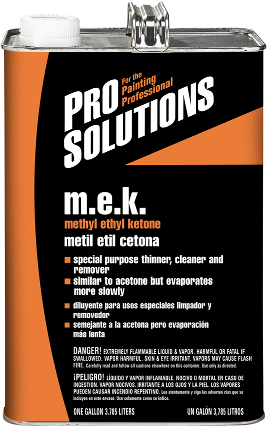 PRO SOLUTIONS MEK Product Image