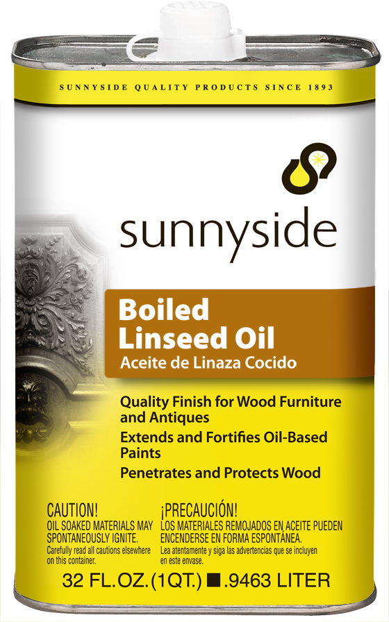 BOILED LINSEED OIL  Product Image