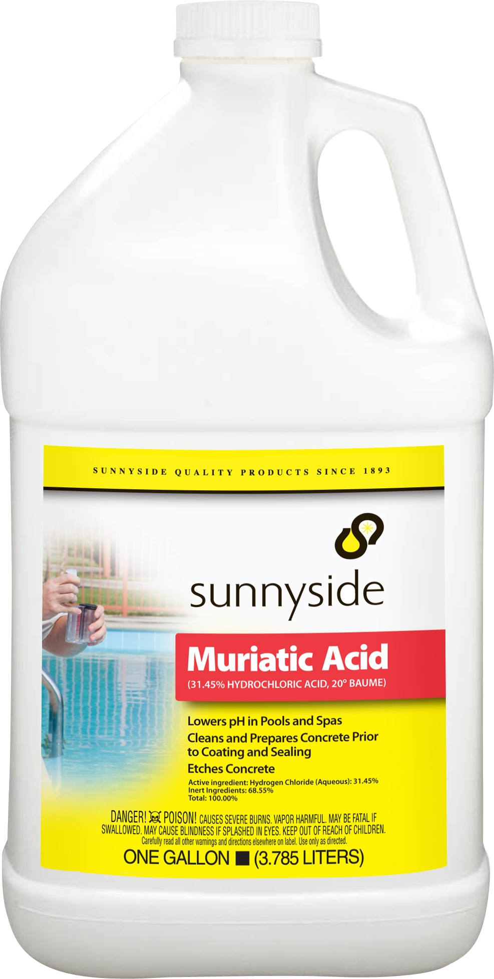 Muriatic Acid Gallon