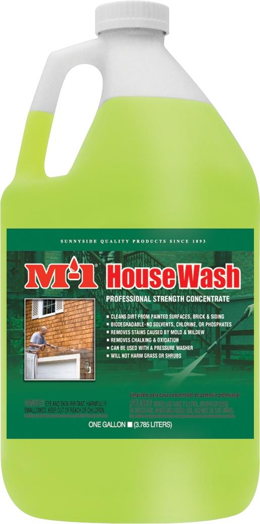 M 1 House Wash Gallon