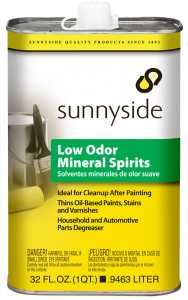 ODORLESS MINERAL SPIRITS LVP - CARB