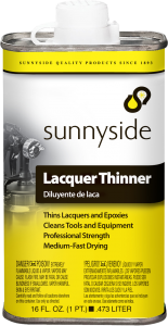 LACQUER THINNER<br>